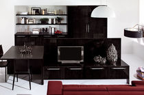 contemporary TV wall unit NILDE  CUCINE LUBE