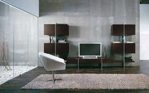 contemporary TV wall unit BLADE uno design