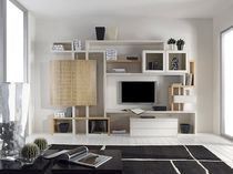 contemporary TV wall unit 1/SO STELLA DEL MOBILE