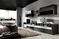 contemporary TV wall unit  Tadel Grup