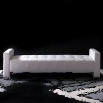 contemporary upholstered bench CARLA Haziza