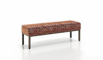 contemporary upholstered bench ES&middot;SENCIAL Planum, Inc.