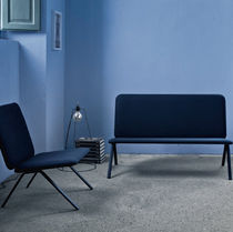 contemporary upholstered bench SIMPLISSIMO by Jean Nouvel  Ligne Roset France