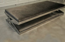 contemporary upholstered bench CONSTANT by Begum Celik &amp; Berk Simsek GOTWOB
