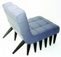 contemporary upholstered chair MILLI  Duffy London