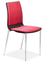 contemporary upholstered chair INGRID by Jan Sabro Vibiemme