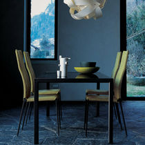 contemporary upholstered chair LIALTA by Roberto Barbieri Zanotta