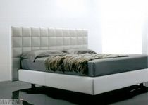 contemporary upholstered double bed DOLCEMENTE NOTTE mazzali spa