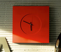 contemporary wall clock WACKY Calligaris Italian home design since 1923