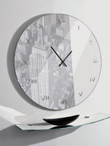 contemporary wall clock SECONDO unico italia