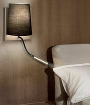 contemporary wall light (fabric) HOTEL by Cristian Cubiña alma light