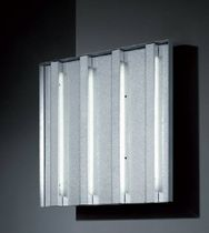 contemporary wall light (fluorescent) ZINC: ZN 424 Ateh, spo.