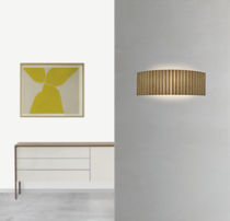contemporary wall light (wood) SHIO -SH06- by Arturo Álvarez arturo alvarez
