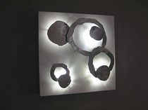 contemporary wall light ECLIPSE EXUL