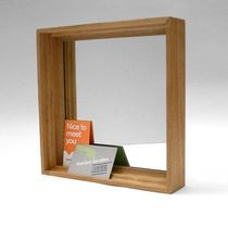 contemporary wall mirror ESTI by Alex Hellum thorsten van elten