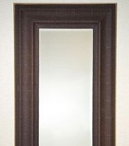 contemporary wall mirror DEVONSHIRE by Devonshire Mirror  Maya Romanoff