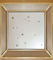 contemporary wall mirror LUNA Maya Romanoff