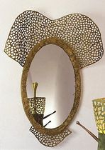 contemporary wall mirror HARLEKEYN by Bohuslav Horak ANTHOLOGIE QUARTETT