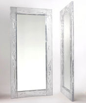 contemporary wall mirror SPIEGEL Sturmundplastic by La Rosa S.p.A
