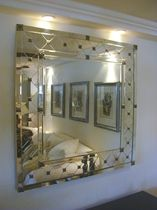 contemporary wall mirror FU-997 Signature Home Collection