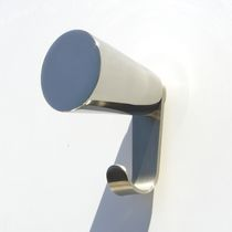 contemporary wall mounted coat-rack CONE 60 + INSILVIS