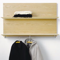 contemporary wall mounted coat-rack TRIPPO by Ulla Christiansson KARL ANDERSSON