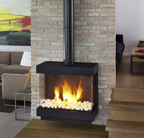 contemporary wall-mounted gas stove STANDALONE 70 TS Ortal USA