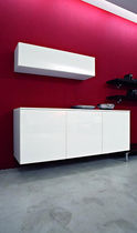 contemporary wall-mounted lacquered sideboard FORM 1AR Sicea