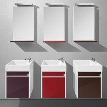 contemporary wall-mounted washbasin cabinet YED&amp;#x00130;SU ORKA
