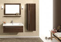 contemporary wall-mounted washbasin cabinet TEOS ORKA