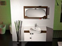 contemporary wall-mounted washbasin cabinet RIO 17 Gruppo Tarrini