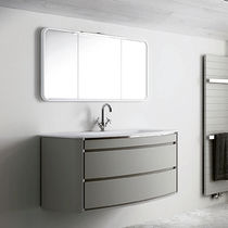 contemporary wall-mounted washbasin cabinet IN TOUCH  Fiora
