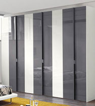contemporary wardrobe GLASS RO0014 pensarecasa.it