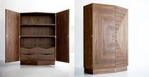 contemporary wardrobe in certified wood (FSC-certified) ADMIRAL by Terence Conran BENCHMARK