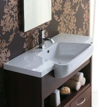 contemporary washbasin cabinet KONO Cosmogres