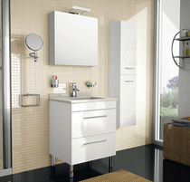 contemporary washbasin cabinet NEW SEVILLA Salgar