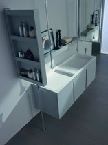 contemporary washbasin cabinet MANHATTAN by Giancarlo Vegni karol