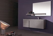 contemporary washbasin cabinet MANHATTAN 4 by Giancarlo Vegni karol