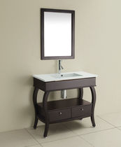contemporary washbasin cabinet WINDSOR 36 CHAI artbathe