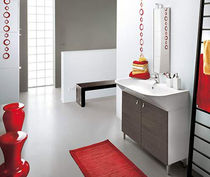 contemporary washbasin cabinet RIKO 13 Geromin