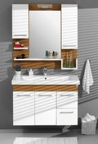contemporary washbasin cabinet kit-set SAROS  ORKA