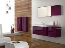 contemporary washbasin cabinet kit-set KLIO 1 Gruppo Tarrini