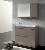 contemporary washbasin cabinet kit-set COMPACT 7  Geromin