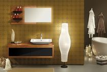 contemporary washbasin cabinet with mirror S&Uuml;MELA ORKA