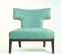 contemporary wingchair ENTE by Guillaume Vincent D'ARGENTAT