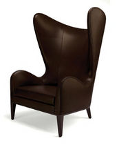contemporary wingchair HAPPINESS by Damien Langlois-Meurinne SE LONDON