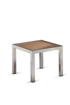 contemporary wood and metal coffee table 979 STAR srl