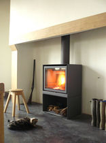 contemporary wood-burning stove 16-H Stûv