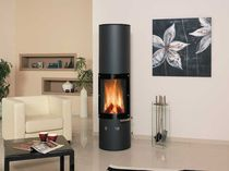 contemporary wood-burning stove HARK 70 Hark GmbH & Co. KG