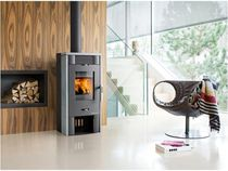 contemporary wood-burning stove ANDRO HAAS + SOHN Ofentechnik GmbH